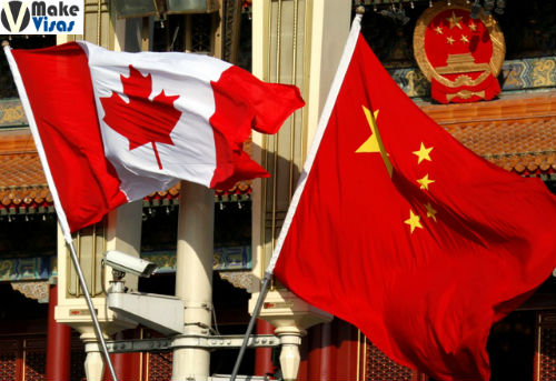 Canada Plans to Increase Number of Visa Offices in China